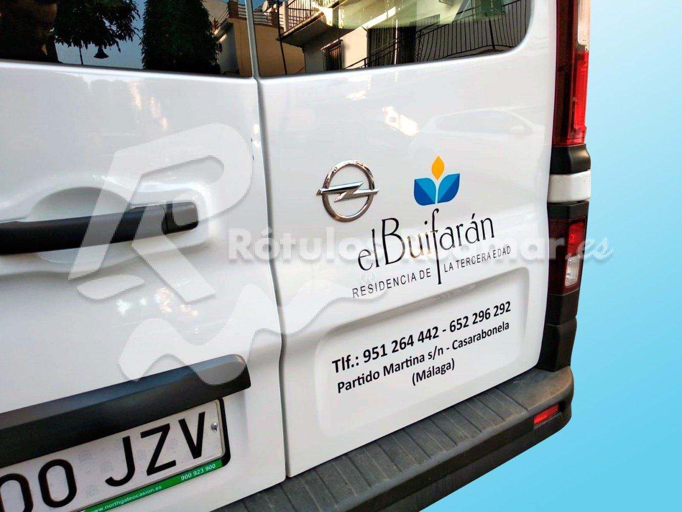 Residencia El Buifarán
